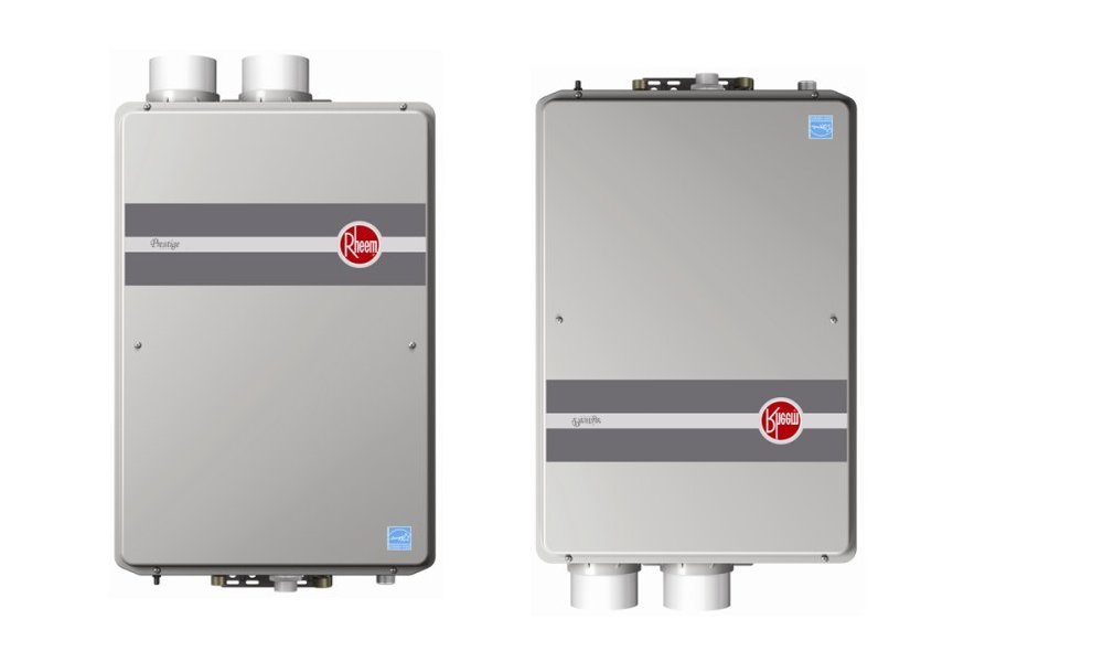 Rheem Tankless Natural Gas Water Heater