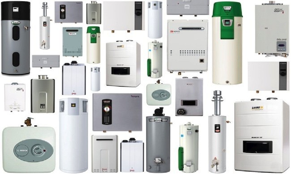 Tankless Water Heater Sizing Calculator